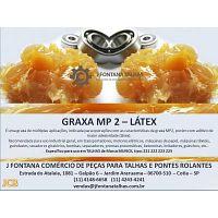 Graxa MP2 Látex Para Talhas Munck