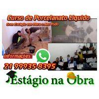 Curso de porcelanato liquido Rio de Janeiro RJ