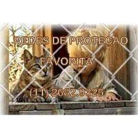 FAVORITA REDES DE PROTEÇÃO NO PQ SÃO DOMINGOS  2712-2424