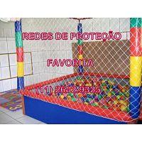 FAVORITA REDES DE PROTEÇÃO EM SAPOPEMBA    2712-2424