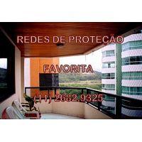 FAVORITA REDES DE PROTEÇÃO NO TABÃO DA AERRA    2712-2424